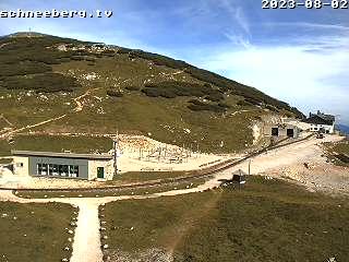 Webcam Hochschneeberg